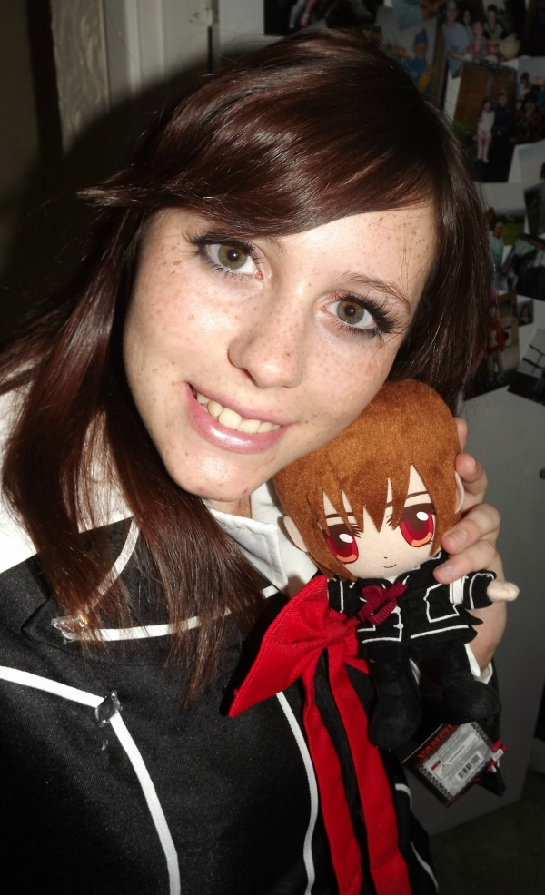 Vampire Knight Yûki Cross / Kuran Cosplay