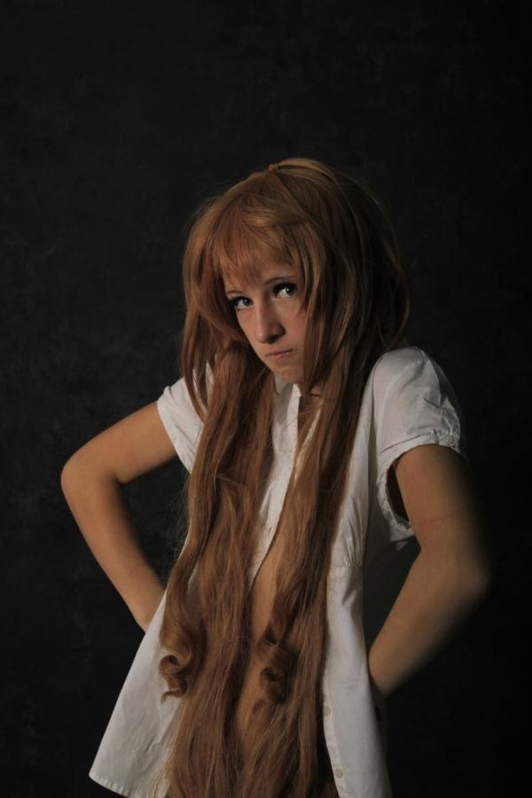 ToraDora cosplay Aisaks Taiga Fotos Cosplay
