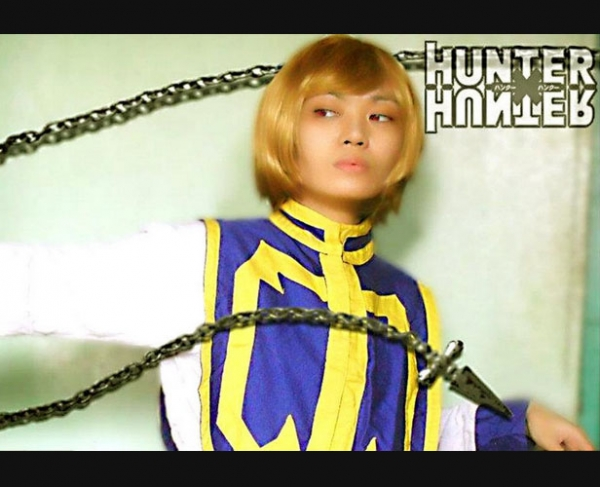 Hunter × Hunter Kurapika Cosplay Fotos