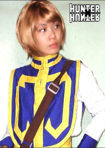 Hunter × Hunter Kurapika Cosplay