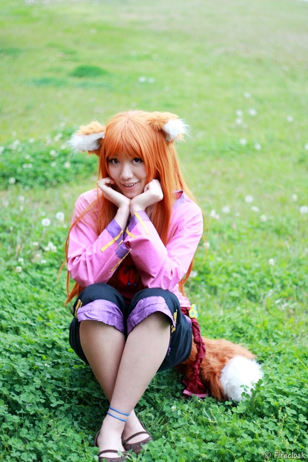 Spice and Wolf Holo Fotos Cosplay