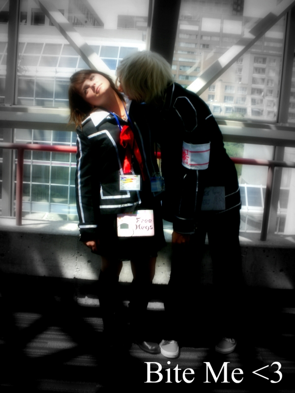 Vampire Knight Yûki Kurosu & Zero Kiryū Photos Cosplay