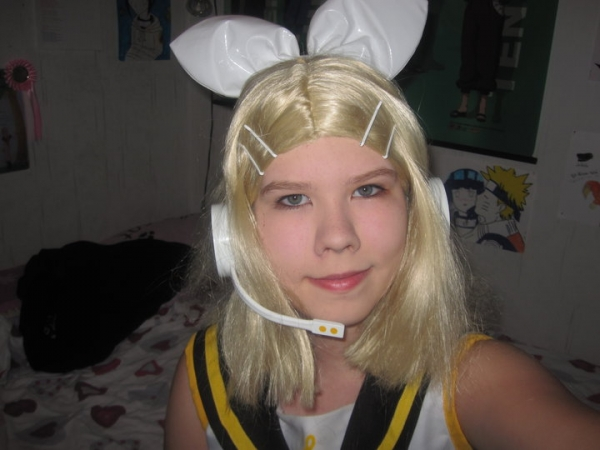 Vocaloid Kagamine Rin Photos Cosplay