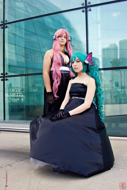 Luka and Miku