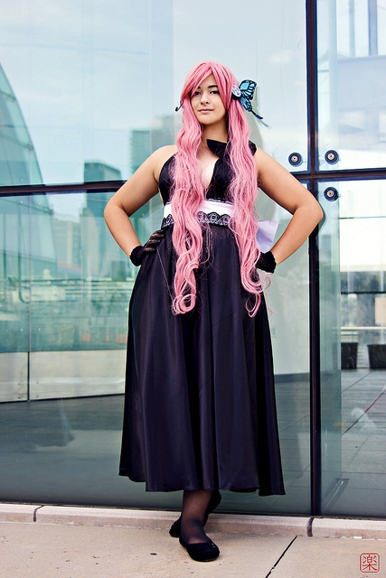 Vocaloid Luka Cosplay Fotos