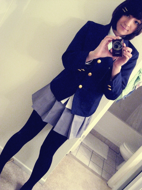K-ON! Yui Hirasawa Fotos Cosplay