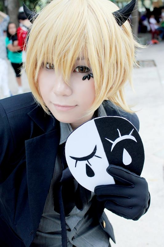 Vocaloid poker face Cosplay