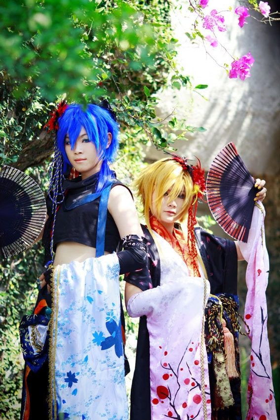 Vocaloid setsugetsuka Photos Cosplay