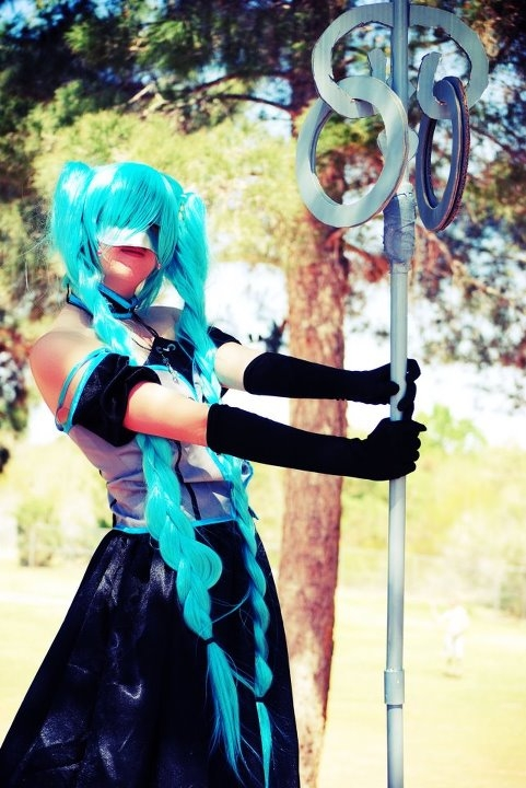 Vocaloid Synchronicity miku Photos Cosplay