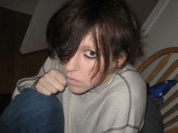 Death Note L. Lawliet Cosplay
