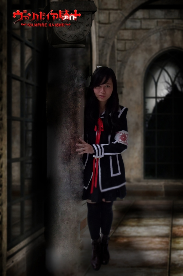 Vampire Knight Yūki Cross Cosplay Fotos