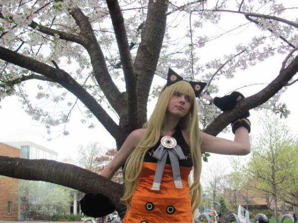 Vocaloid 3 SeeU Cosplay Fotos