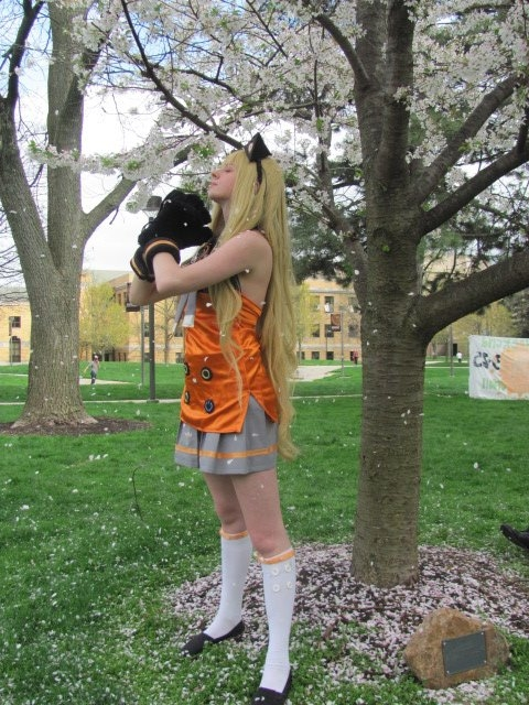 Vocaloid 3 SeeU Photos Cosplay