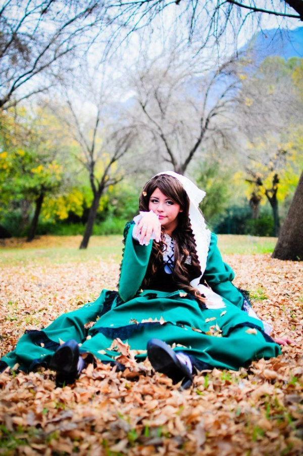 Rozen Maiden Suiseiseki Photos Cosplay