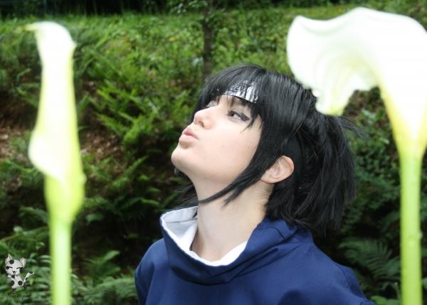 NARUTO—ナルト— Uchiha Sasuke コスプレ写真