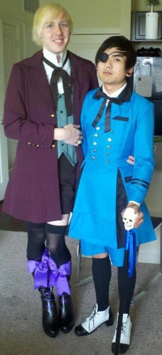 black butler ciel & alios Photos Cosplay