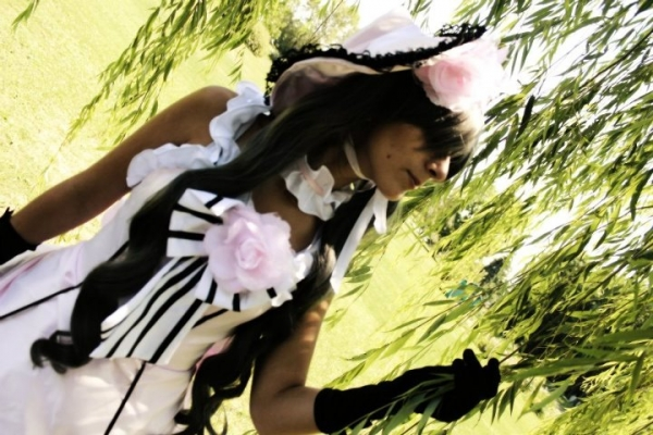 Personnages de Black Butler Ceil Cosplay