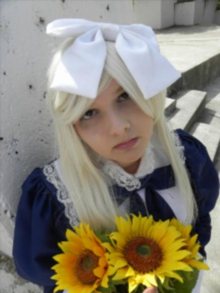 Hetalia Axis powers Belarus Cosplay