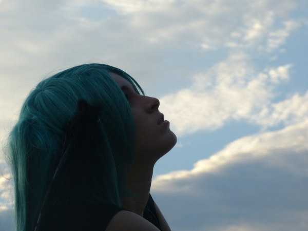 Vocaloid Hatsune Miku Fotos Cosplay