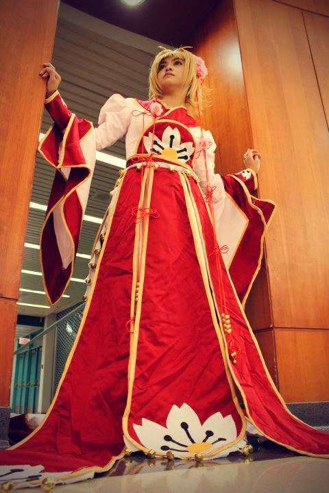 Tsubasa Chronicles Sakura Fotos Cosplay