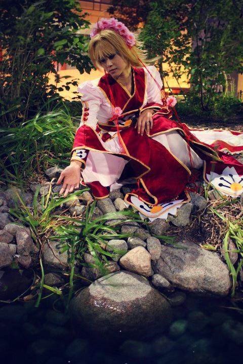 Tsubasa Chronicles Sakura コスプレ写真