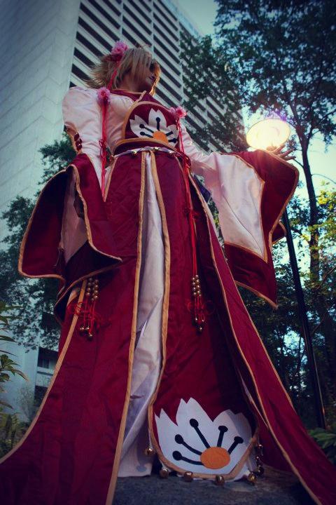 Tsubasa Chronicles Sakura コスプレ