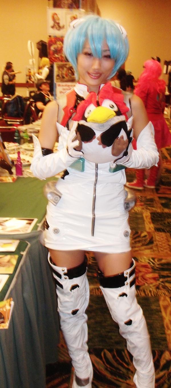 Neon Genesis Evangelion Rei Ayanami Cosplay