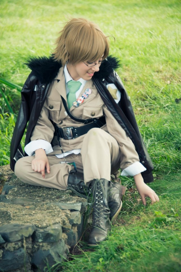 Hetalia: Axis Powers Amerika Cosplay Fotos