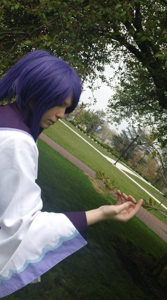 Vocaloid Gakupo Cosplay Fotos