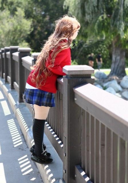 Toradora! Taiga Aisaka Fotos Cosplay