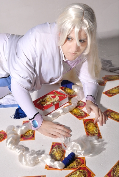 Yue - Card Captors Sakura Yue - Card Captors Sakura Foto Cosplay