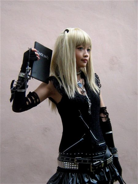 Death Note Misa Amane Photos Cosplay