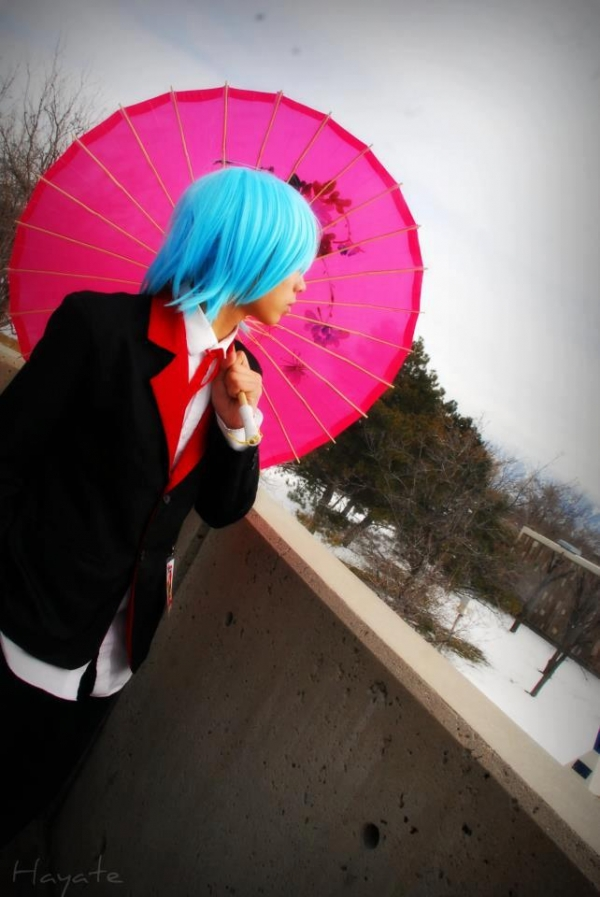 Hayate no Gotoku Hayate Ayasaki Photos Cosplay