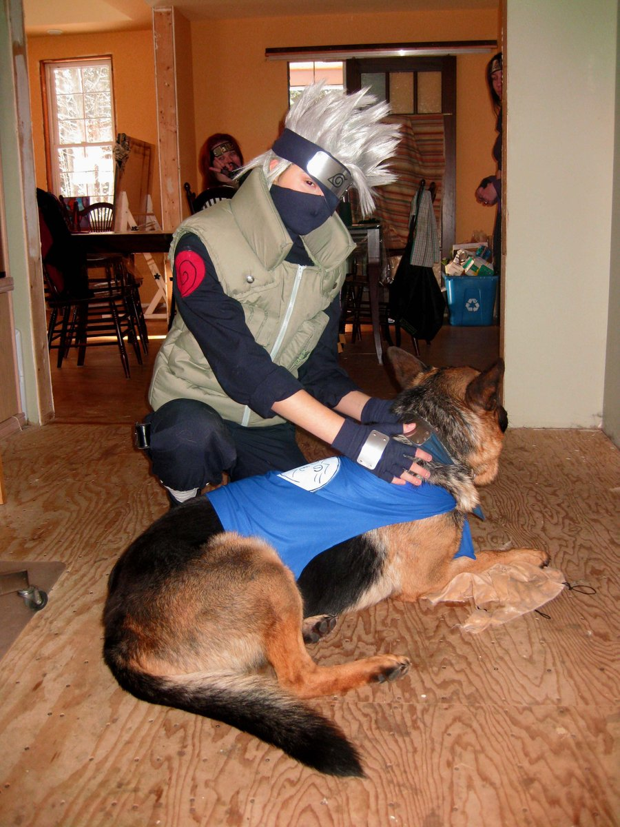Kakashi Hatake Photos Cosplay