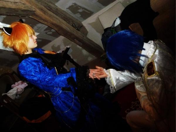 Vocaloid Kaito Len Cosplay Fotos