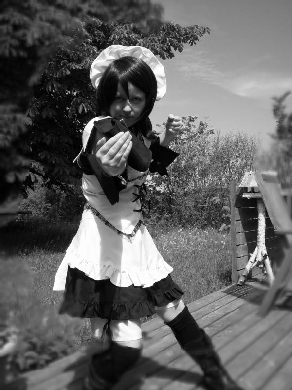 Maid Sama Misaki Ayuzawa Cosplay