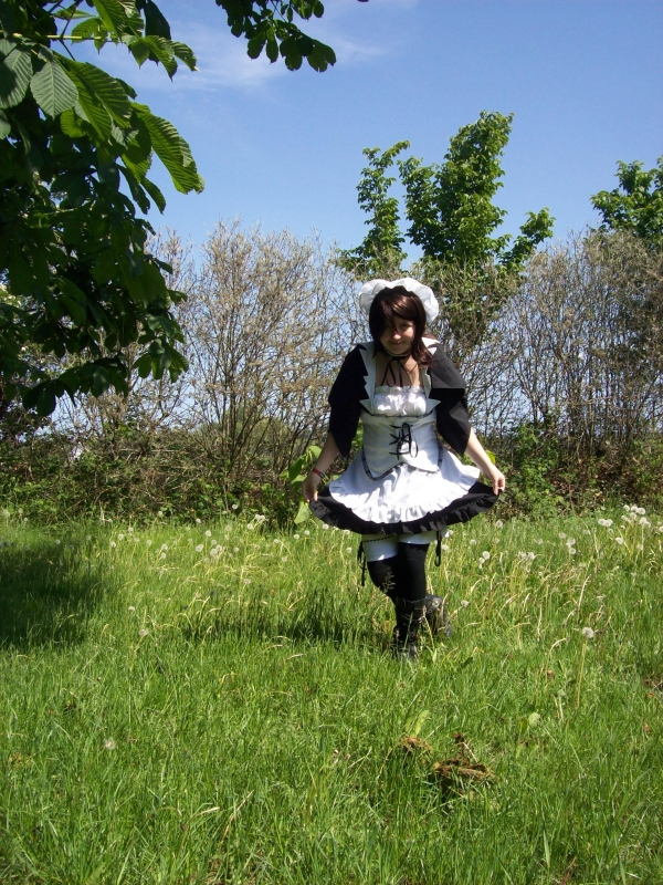 Maid Sama Misaki Ayuzawa Fotos Cosplay