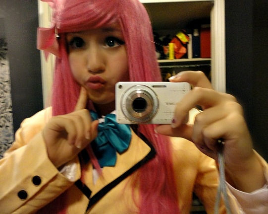 To Love Ru Lala Cosplay