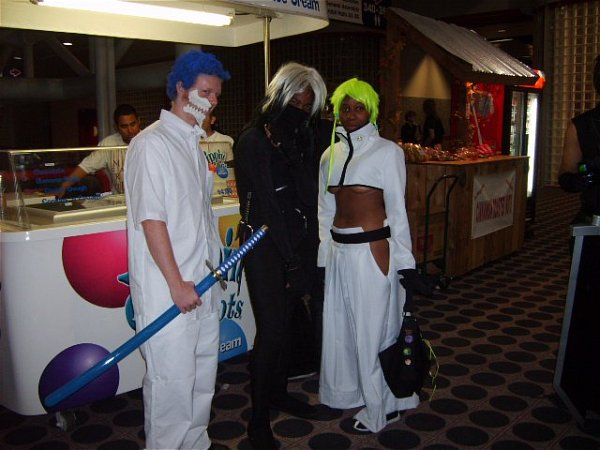 Bleach Halibel Foto Cosplay
