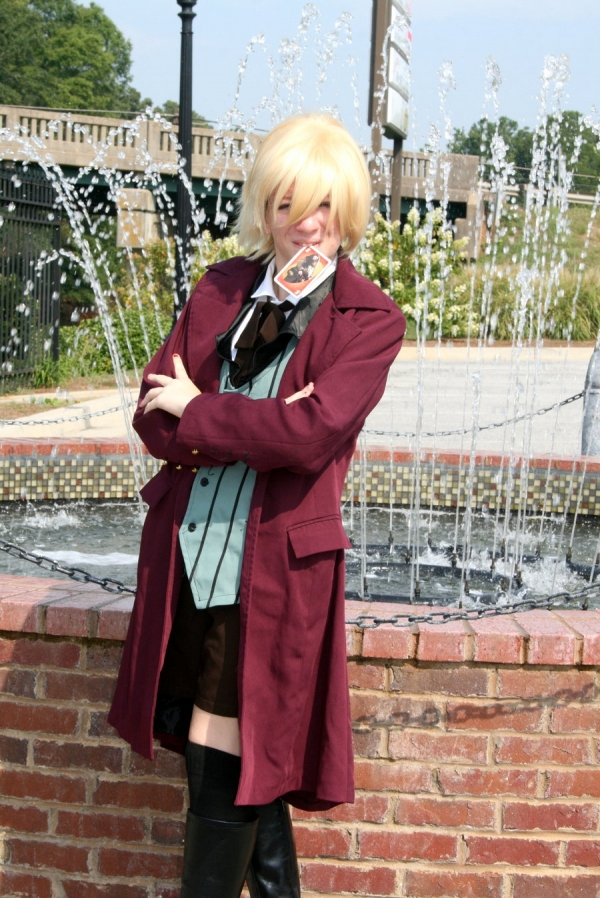 Personnages de Black Butler Alois Trancy Cosplay