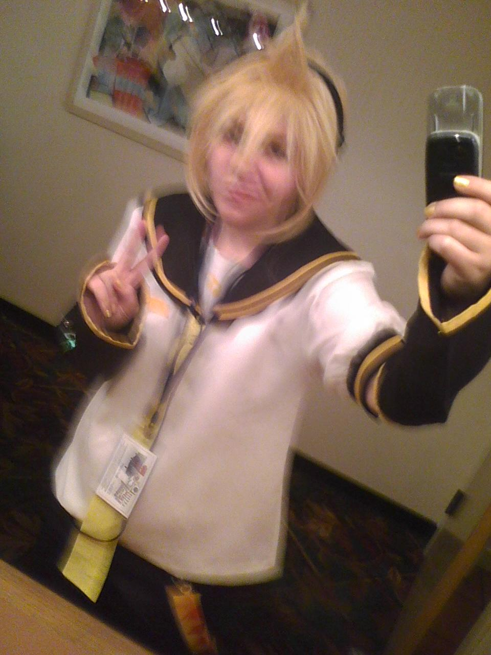 Vocaloid Len Kagamine Photos Cosplay