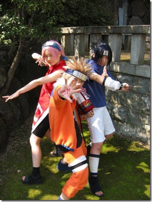 NARUTO Naruto Photos Cosplay