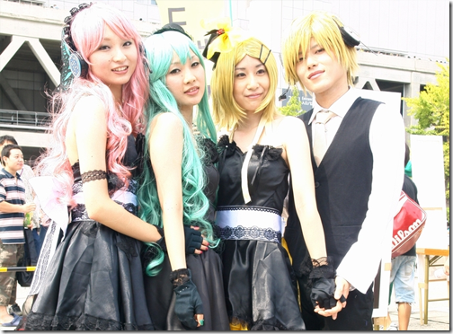 Vocaloid Vocaloid Cosplay Fotos