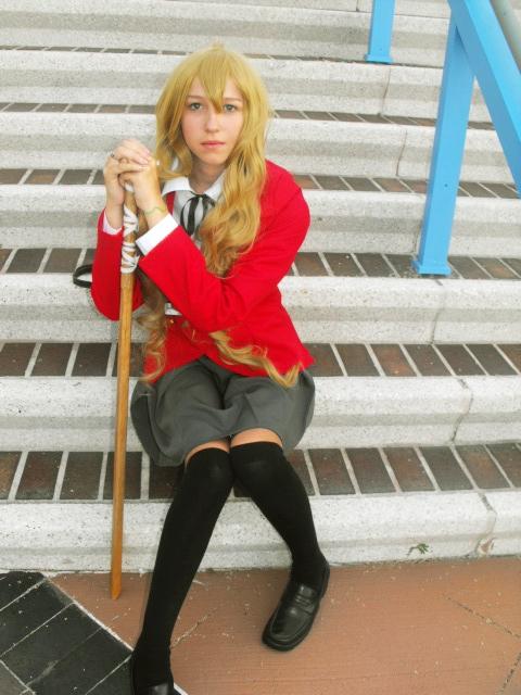 Toradora! Taiga Aisaka Cosplay Fotos