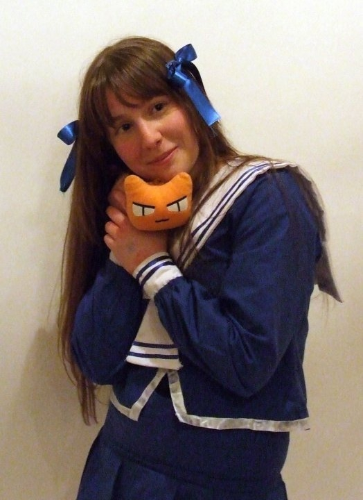 Fruits Basket Tohru Honda Cosplay Fotos