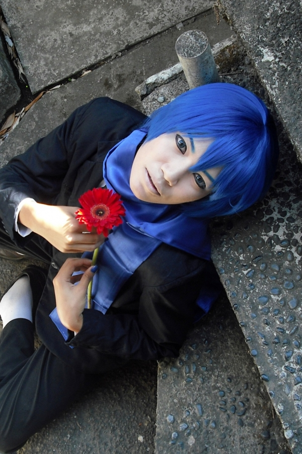 Vocaloid Shion Kaito Cosplay