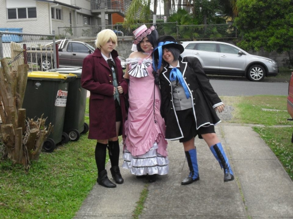 Black Butler Ciel Phantomhive Alois Trancy Fotos Cosplay