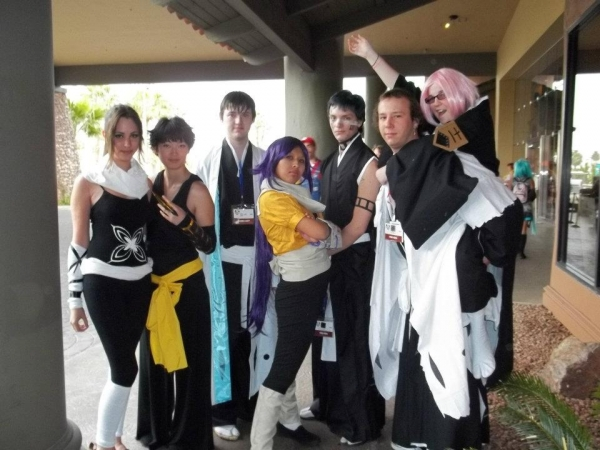 Bleach Bleach Cosplay Fotos