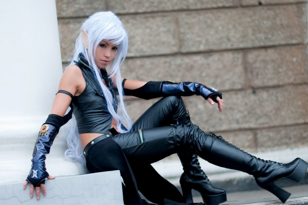 Dream of Doll Black Ducan Cosplay