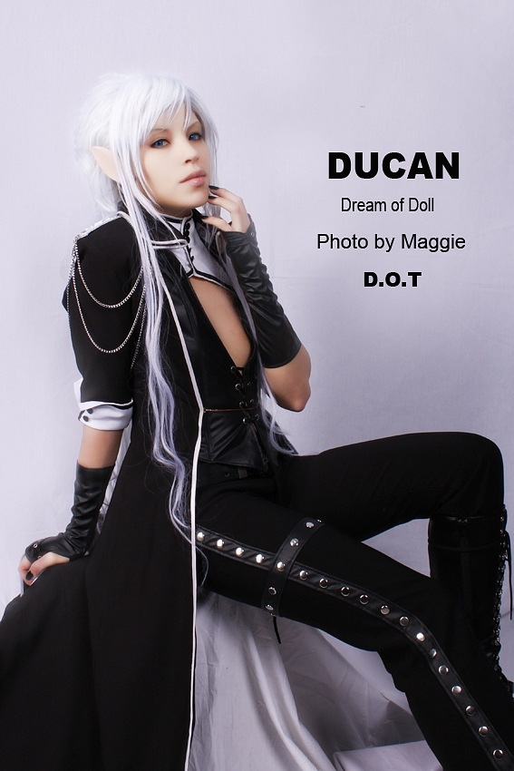Dream of Doll Ducan elf コスプレ写真